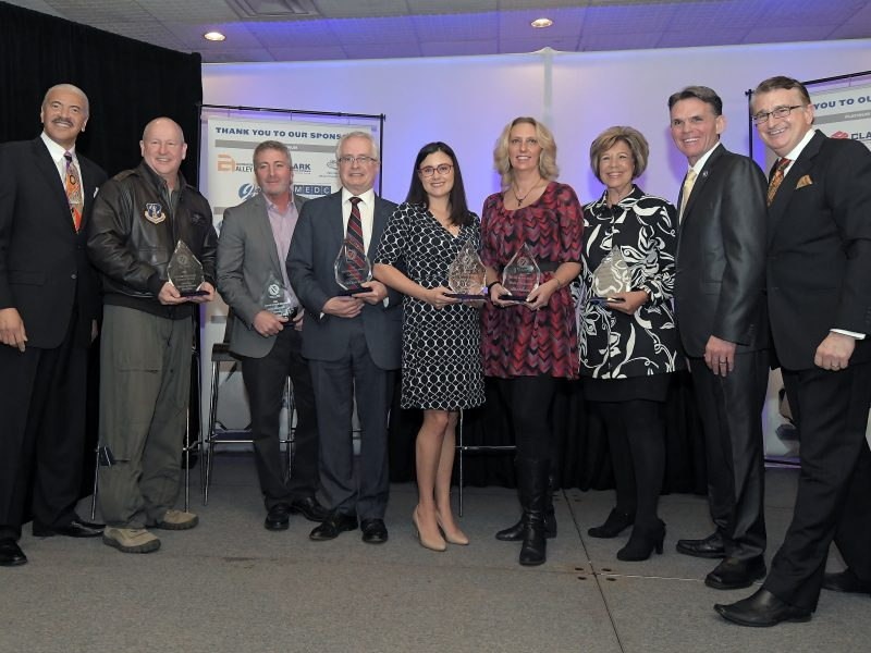 Macomb County Business Awards Breakfast on February 27, 2018. THE MACOMB DAILY PHOTO GALLERY BY DAVID DALTON